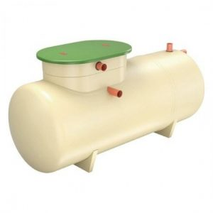 Rupipe Treatment Plants Septic Tanks