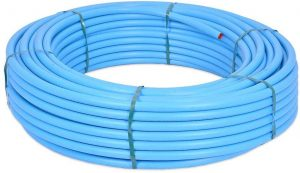 Rupipe MDPE Water Service Coils